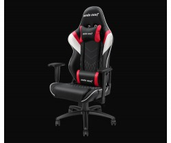 Anda Seat Assassin Black/Red - Full PU Leather 4D Armrest Gaming Chair
