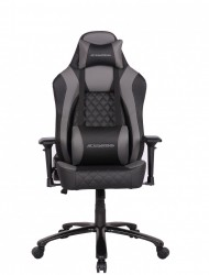 Ace Gaming Chair - Sentinel Series - Model: KW-G612 - Color: Black/Grey