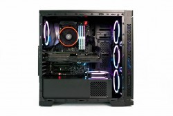 Infinity Vision - 2 Tempered Glass Panel Infinity Vision