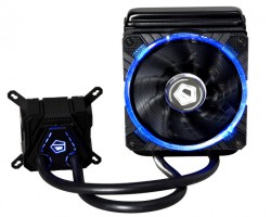 ID Cooling Icekimo Circle Blue Led - High Performance Watercooling Kit