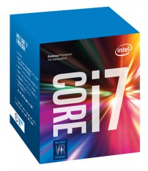 Intel Core i7 7700K (Up to 4.5Ghz/ 8Mb cache) Kabylake