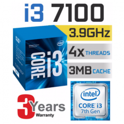 Intel Core i3 7100 (3.9Ghz/ 3Mb cache) Kabylake