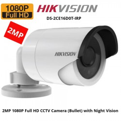 Camera  HD-TVI  DS-2CE16D0T-IRP