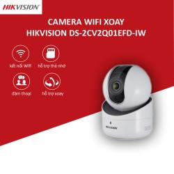 CAMERA WIFI DS-2CV2Q01EFD-IW
