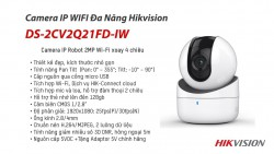 CAMERA WIFI DS-2CV2Q21FD-IW