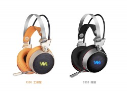 HEADPHONE WANGMING WM 9300 LED RUNG 7.1 USB