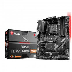 MSI B450 TOMAHAWK MAX (AMD Socket AM4)