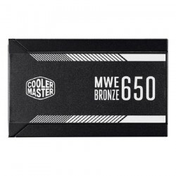 Nguồn Cooler Master MWE BRONZE 650W