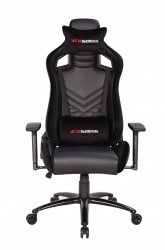 Ace Gaming Chair - Vanguard Series - Model: KW-G601 - Color: Black
