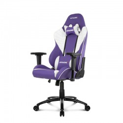 Ghế Akracing K702HY White Purple