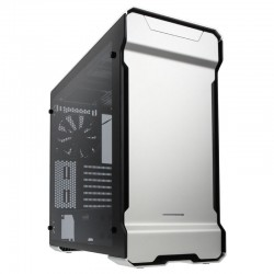 Phanteks Enthoo Evolv ATX Galaxy Silver Tempered Glass - RGB Illumination Full Aluminium Mid-Tower C