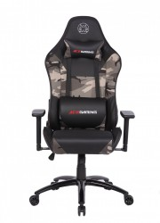 Ace Gaming Chair - Rogue Series - Model:KW-G6025 - Color: Black/Camo - Limited Edition