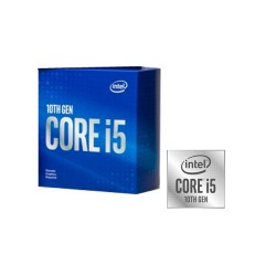 CPU Intel Core i5-10400 2.9 GHz (Max Turbo 4.3 GHz) / (6/12) / 12MB Cache)