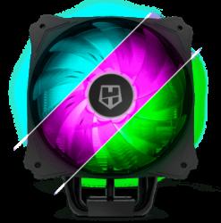 TẢN NHIỆT NOX H-214 RGB AURA SYNC
