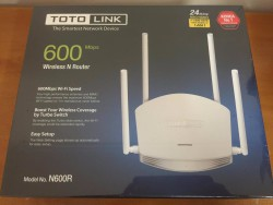 Wi-Fi RouterTốc Độ Cao TOTOLINK N600R