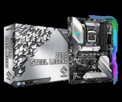 Mainboard ASROCK Z490 Steel Legend