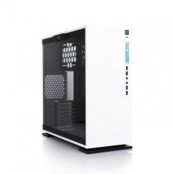In-Win 303 White - Full Side Tempered Glass Mid-Tower Case
