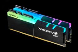 G.Skill TRIDENT Z RGB - 16GB (8GBx2) DDR4 3000GHz - F4-3000C16D-16GTZR