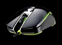 Cougar 450M Black/Green RGB Led - Optical Pro Gaming Mouse