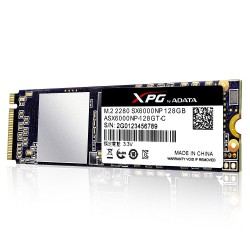 SSD ADATA SX6000 LITE 128GB M.2 2280 NVMe - ASX6000LNP-128GT-C